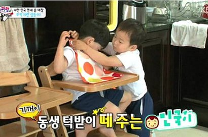 Psikolog Anak: Min Guk Seperti Ibu ke Manse di 'Superman is Back'