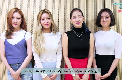 Yuk, Intip Isi Album Comeback Band Wonder Girls 'Reboot'