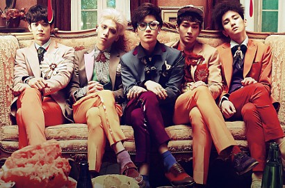 SHINee Masih Misterius di Teaser Individu 'Married to the Music'