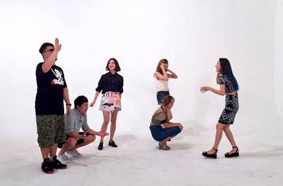 Ini Foto Preview 'Weekly Idol' Bintang Tamu Wonder Girls