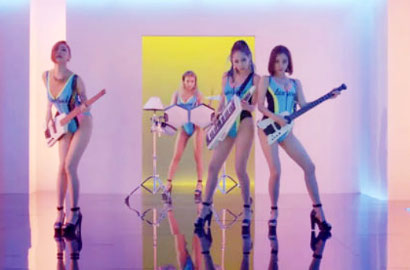 Belum 2 Jam Rilis, 'I Feel You' Wonder Girls Raih Predikat All-Kill