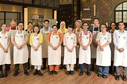Indonesia Punya 2 Wakil di 'MasterChef Asia' September Ini