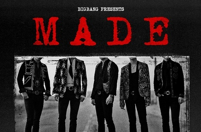 Ini Rilisan Terakhir 'MADE' Big Bang, MV 'Zutter' dan 'Let's Not Fall In Love'