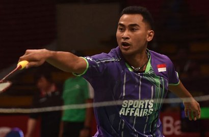 Indonesia Maju ke Final Vietnam Grand Prix 2015