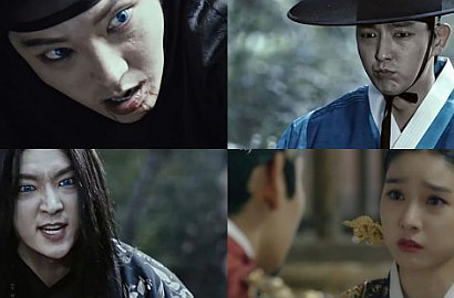 Eps 17 'Scholar Who Walks the Night': Soo Hyuk-Jun Ki Bertarung, Changmin Lengser