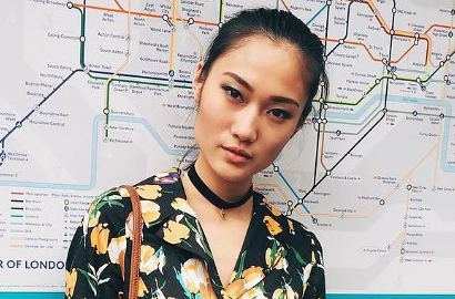 Juara Asia's Next Top Model Ayu Gani Nangis Ditolak Ratusan Casting di London