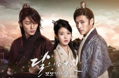 'Scarlet Heart Ryeo' Kalah Rating dari 'Moonlight', Netter Kasihani Lee Jun Ki