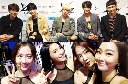 Banjir Idol, SHINee-Sistar cs Bakal Hebohkan 'Music Bank Korea Sale FESTA'