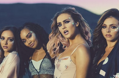 Netter Pastikan 'Shout Out to My Ex' Little Mix Sindiran Perrie Edwards Buat Zayn Malik