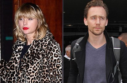 Garap Album Soal Mantan, Taylor Swift Minta Restu Tom Hiddleston?