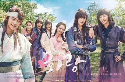 Park Seo Joon dan Go Ara Happy Ending, Begini Rating Final 'Hwarang'