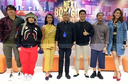Armand Maulana Ngaku Baper Lihat Kontestan 'The Next Boy/Girl Band', Kok Bisa?