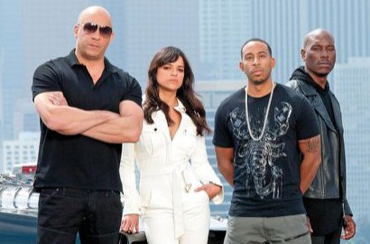 Cetak Sejarah di Box Office, 'The Fate of the Furious' Laris Dibajak Hingga 2,1 Juta Kali