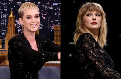 Katy Perry Akui Lagu 'Swish Swish' Buat Sindir Taylor Swift?