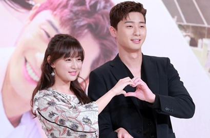 Bertingkah Sok Imut, Kim Ji Won Bikin Park Seo Joon Stres di Teaser 'Fight My Way'