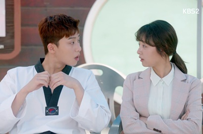 Park Seo Joon-Kim Ji Won Makin Mesra, Rating 'Fight My Way' Aman di Puncak