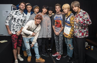 Kolaborasi Bareng The Chainsmokers, Begini Kisah di Balik Single 'Best of Me' BTS