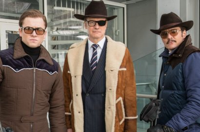 'Kingsman: The Golden Circle' Depak Keluar 'It' dari Puncak Box Office AS