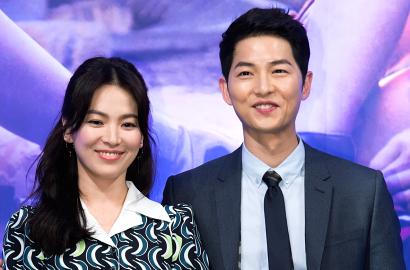 Calon Suami Idaman, Manisnya Joong Ki Tunggui Hye Kyo di Bandara