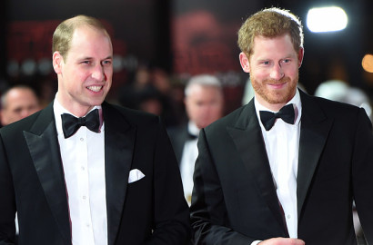 Aktor Ini Ungkap Soal Pangeran Harry-William Jadi Cameo di 'The Last Jedi'