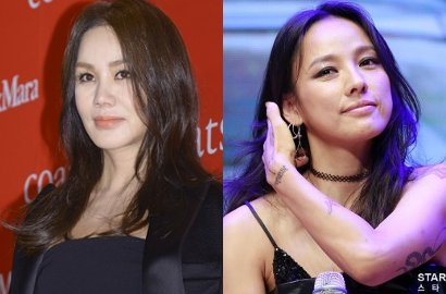 Pede, Uhm Jung Hwa Ingin Saingi Lee Hyori Untuk Perolehan Rating 'Let's Eat Dinner'