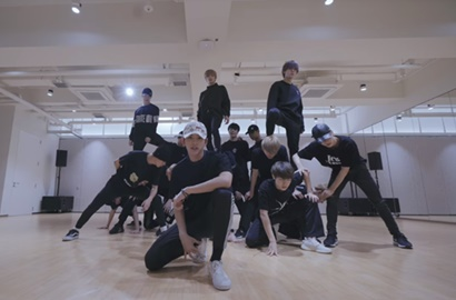NCT 2018 Rilis Dance Practice 'Black On Black', Netter Heboh 'Pesta Abs'