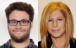 Seth Rogen Jadi Anak Barbra Streisand di Film 'My Mother's Curse'