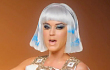 Katy Perry Jadi Ratu Cleopatra di Video Musik 'Dark Horse'