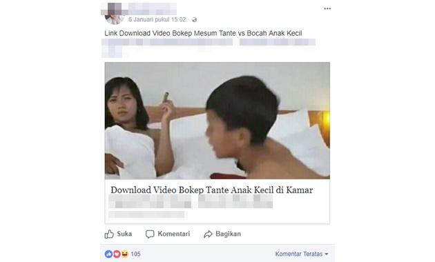 Heboh Video Mesum Wanita Dewasa dan Bocah SD, Aksi Cabul ...