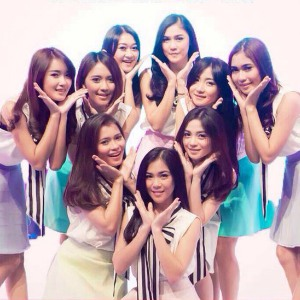 Cherry Belle on Cherry Belle