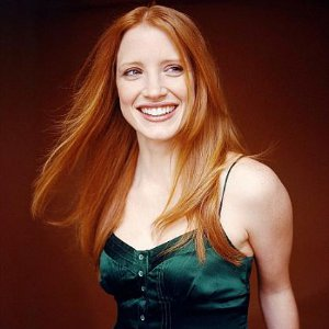 Jessica Chastain Profile Photo