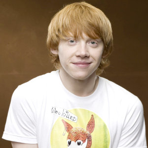 Rupert Grint Profile Photo