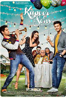 Kapoor & Sons Trailer