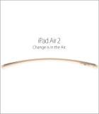 iPad Air 2 Gampang Melengkung?