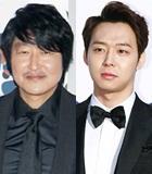 Song Kang Ho dan Yoochun Menang Blue Dragon Awards 2014