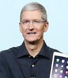 Wow, CEO Apple Digaji Rp 9,5 Miliar Sebulan