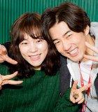 Yoon Kye Sang - Han Ye Ri Seranjang di 'Dramatic Night'