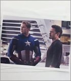 Trailer Spesial 'Civil War' Robek Foto Steve-Tony
