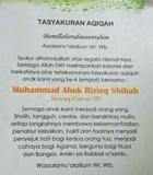 Perpaduan Ahok dan Habib Rizieq, Nama Bayi Ini Viral