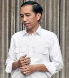Jokowi Rapat Penting, Sosok Mencurigakan Ini Adalah Hantu?