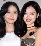 Gandeng dan 'Cium' Yoona, Sulli Disindir Kalah Cantik