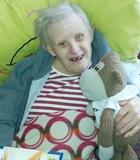 Pria Down Syndrome Tertua Dunia Rayakan Ultah ke-77