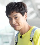 Lee Kwang Soo Pede Promo 'The Accidental Detective 2'
