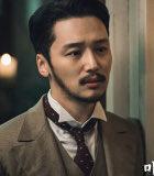 Gantengnya Byun Yo Han Berjambang di 'Mr. Sunshine'
