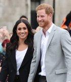 Bocah Sentuh Meghan Markle, Pangeran Harry Beri 'Peringatan'