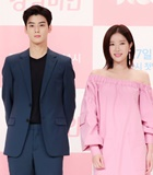 Cha Eunwoo dan Lim Soo Hyang Syuting 'Gangnam Beauty'
